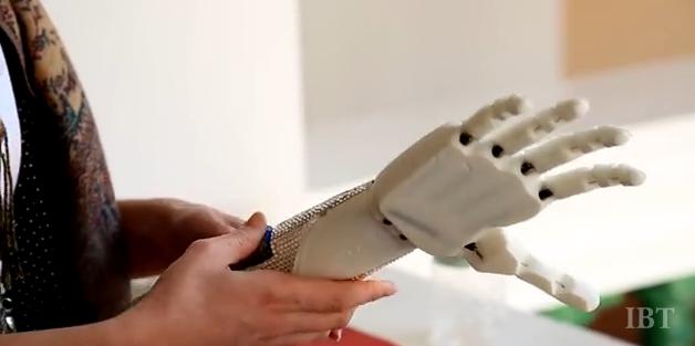 Gracias a la impresión 3D, estas prótesis serán rentables