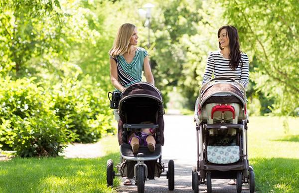 ¿Recién eres mamá? Las mejores formas de conocer a otras nuevas madres