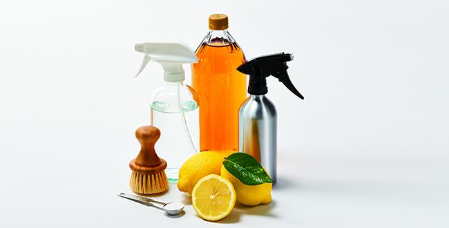 9 limpiadores DIY que no contienen productos químicos dañinos