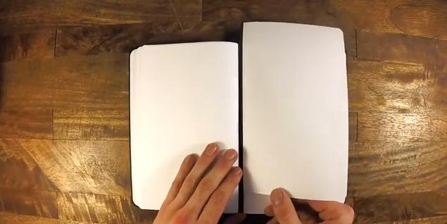 Conoce Rekonect, una libreta con hojas magnéticas