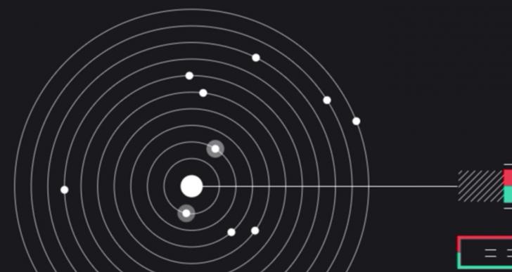 ¿Cómo suena el sistema solar?
