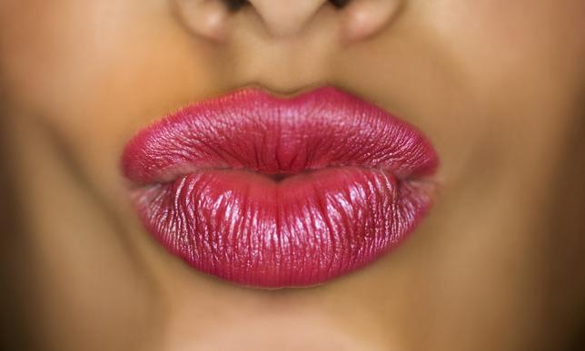 El labio superior de tu boca refleja el nivel de orgasmos que tienes