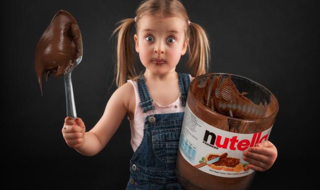 Inventan un candado para la Nutella a prueba de niños