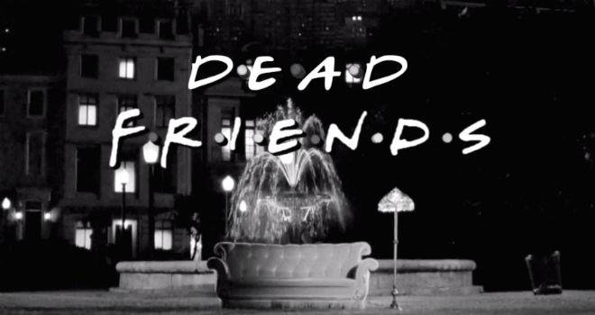 Chistoso trailer muestra a Friends como una pelicula de terror