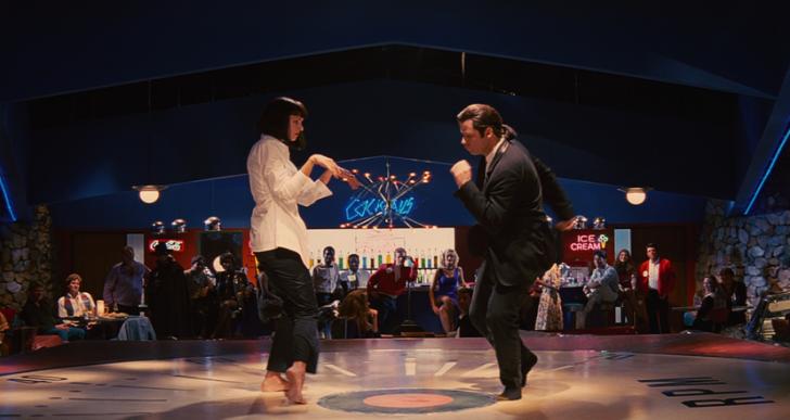 Se filtra el casting original de Tarantino para Pulp Fiction
