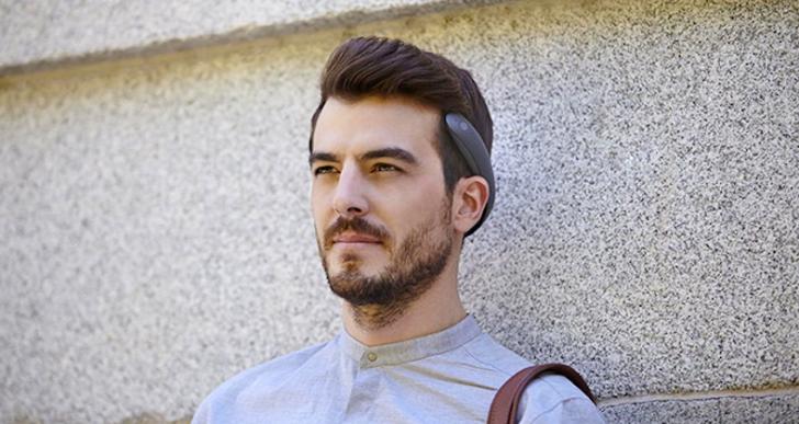 Innovadores audífonos te harán escuchar música en tu cabeza