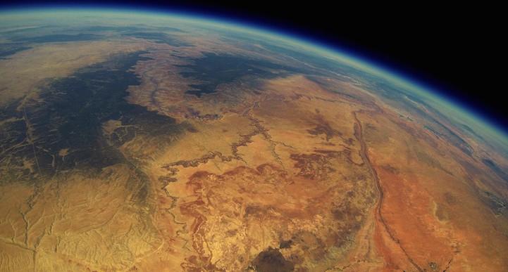 Encuentran GoPro después de dos años de enviarlo a la estratosfera