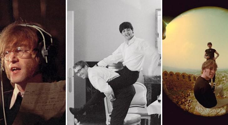 Las increíbles fotos perdidas de Los Beatles