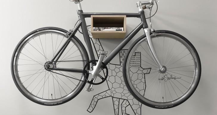 7 ideas para darle un espacio a tu bicicleta en casa