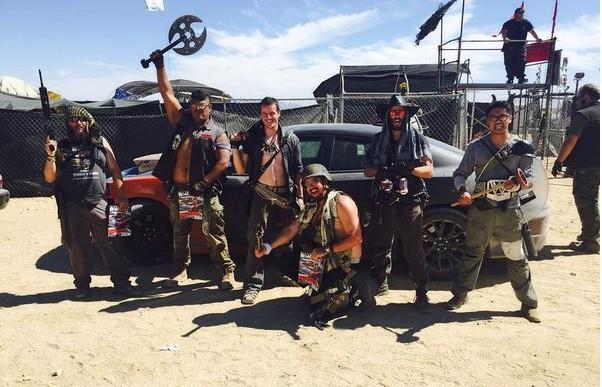 El evento para verdaderos fanáticos de Mad Max