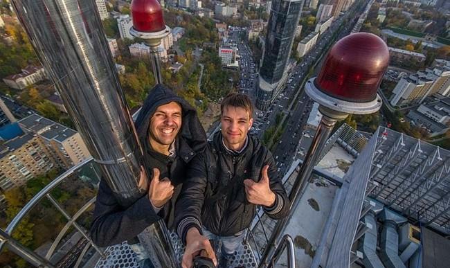 Selfies que estuvieron a punto de convertirse en Fails