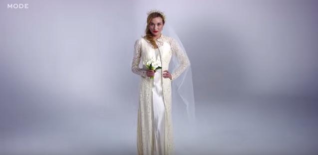 Un viaje por la historia de los vestidos de novia