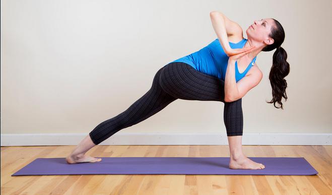 7 poses de Yoga para aliviar el dolor de espalda