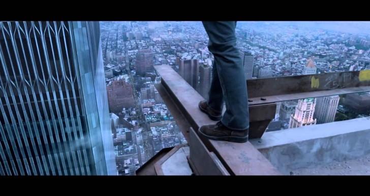 Una película no apta para los que le temen a las alturas