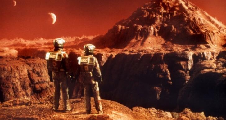 Este video muestra la obsesión del cine con Marte
