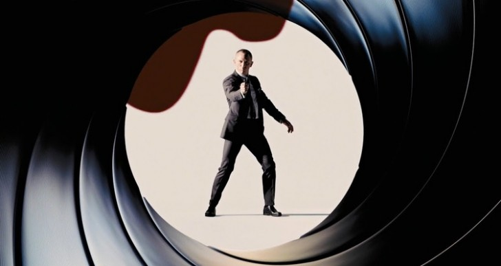Mira todas las muertes causadas por James Bond