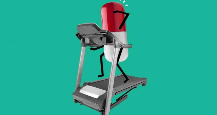 La pastilla del futuro que podrá reemplazar el ejercicio físico