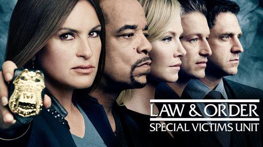 Ver la Ley y el Orden podría salvarte la vida