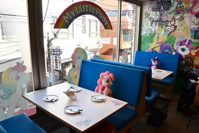 Este café de My Little Pony sirve platillos que parecen salidos de la puta caricatura