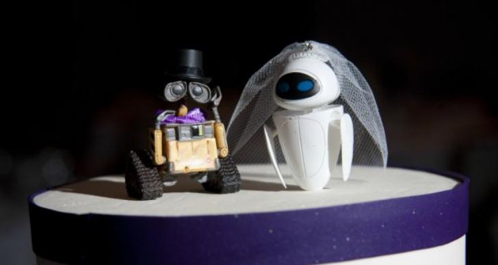 Así serían las parejas sobre el pastel en bodas geek