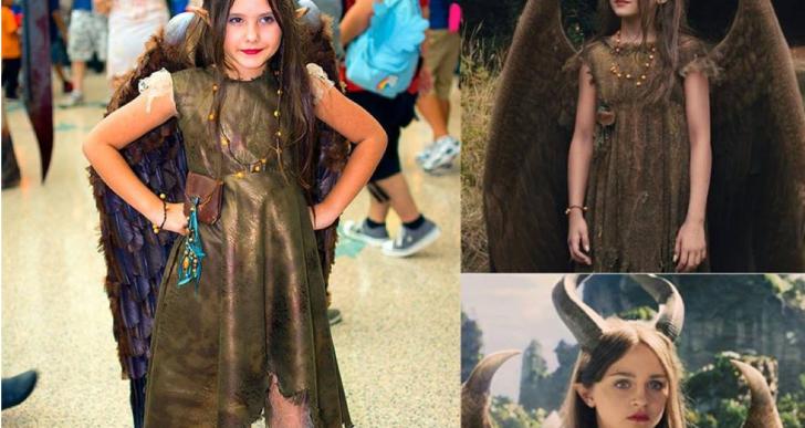 12 cosplays que sólo un niño podría perfeccionar