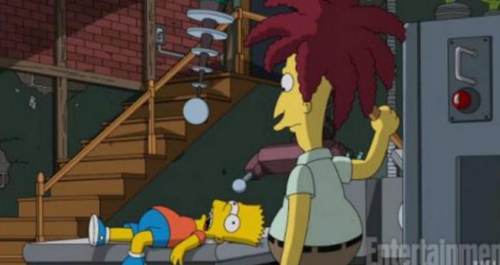 Bob Patiño por fin logrará matar a Bart Simpson.
