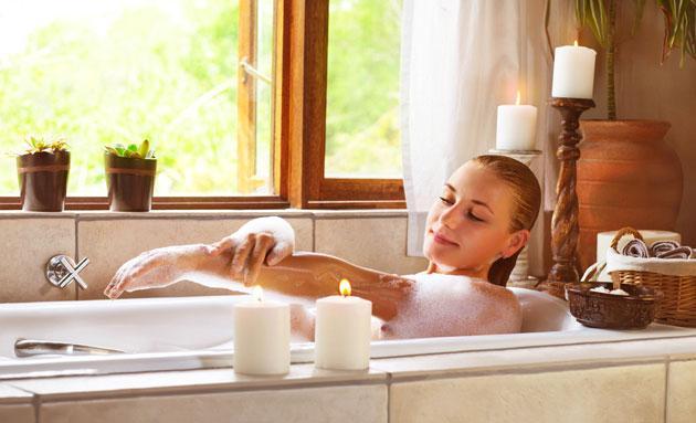Utilizar jabón para bañarte puede ser muy dañino para tu salud