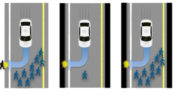 ¿A quién decidirán atropellar los coches autónomos?