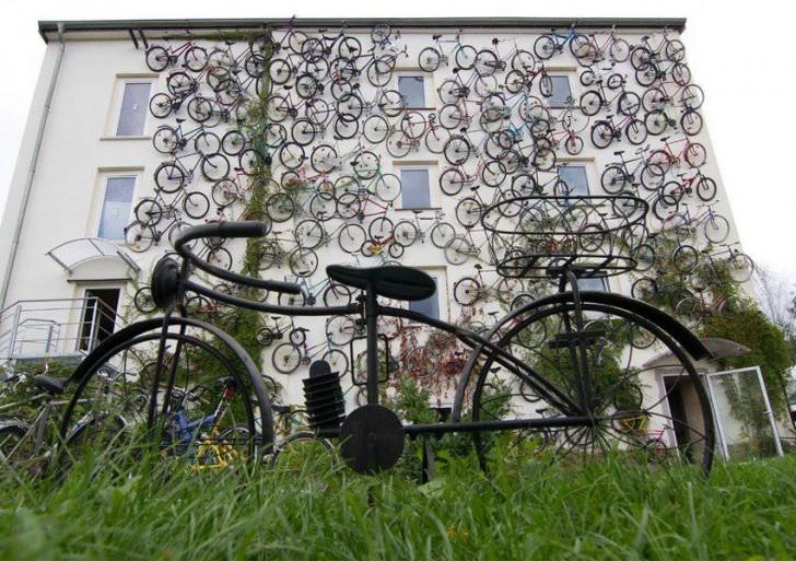 Nunca te imaginarás la locura que hizo esta tienda de bicicletas
