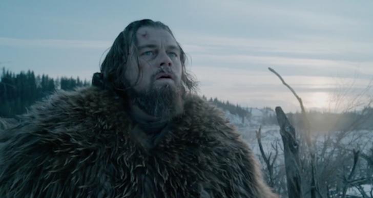 Leonardo Di Caprio confiesa dormir dentro de cadáveres en su nueva película