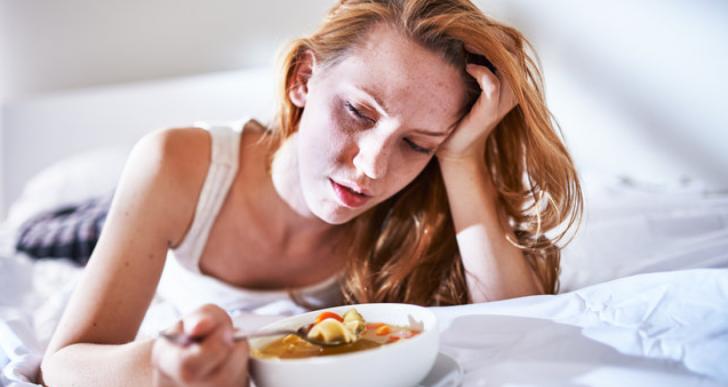 Evita comer cualquiera de estos alimentos cuando estés enfermo