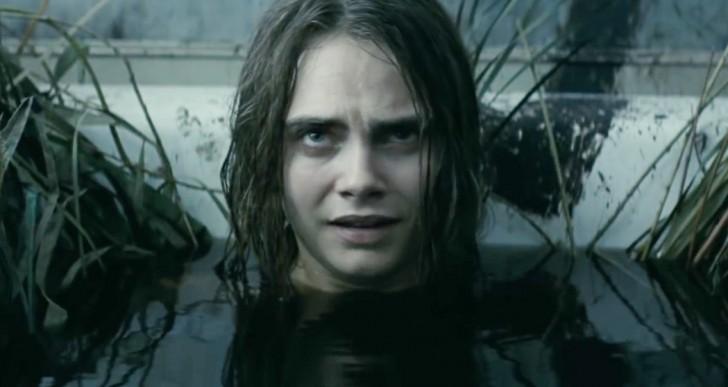 Así se verán Cara Delevingne y Jared Leto en la nueva película Suicide Squad