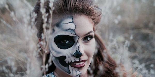 10 sencillos maquillajes de Halloween para principiantes