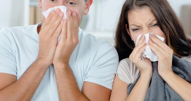 5 maneras que crees que te dará gripa pero que no son ciertas