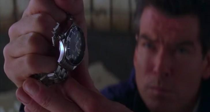 Mira todos los gadgets en la historia de James Bond