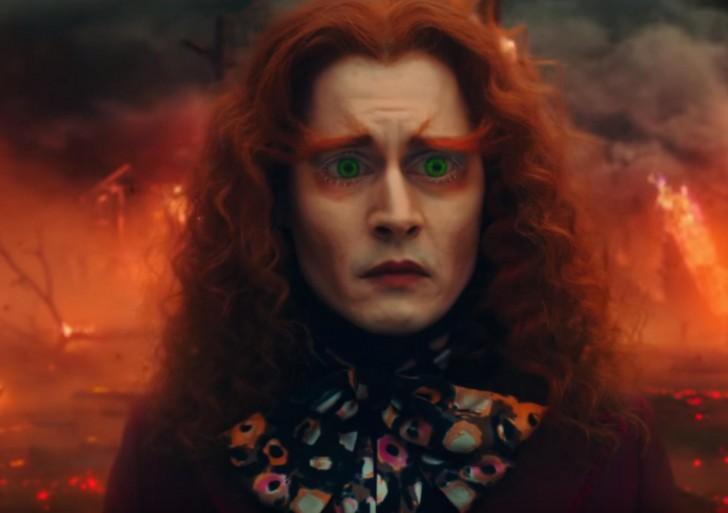 Este es el tráiler de la nueva película de Alicia en el País de las Maravillas