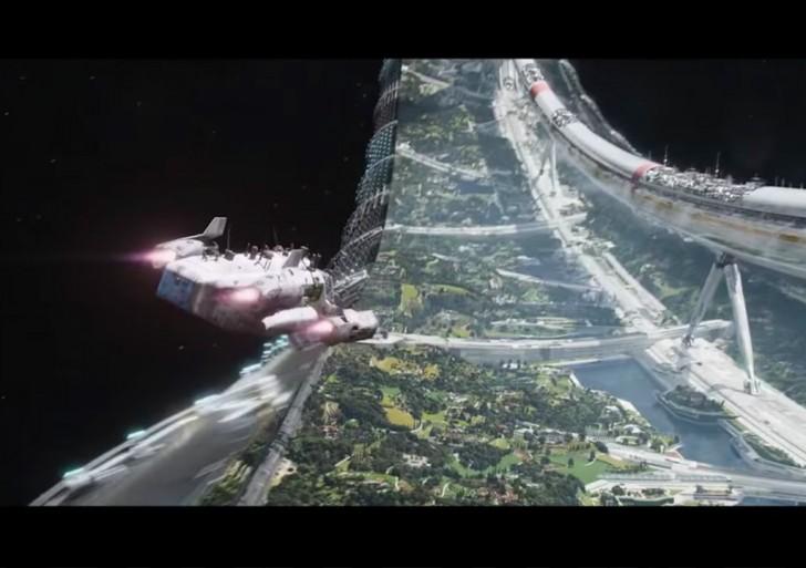 Video tributo de las películas que toman lugar en el futuro