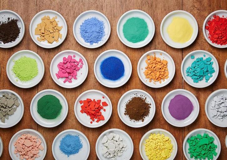 Esta tienda de «colores» es el sueño de cualquier artista, hecho realidad
