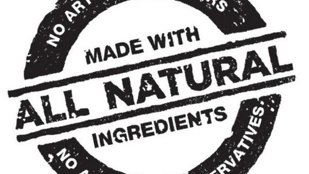 ¿Qué significa que los alimentos digan «natural» en la etiqueta?