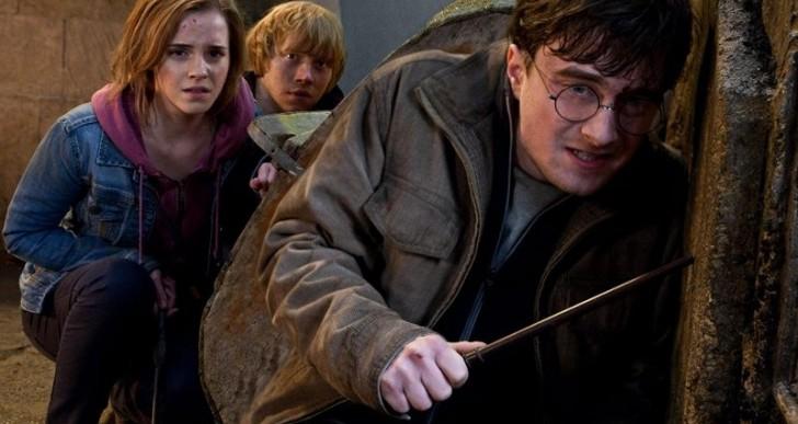 Escucha todas las veces que dicen Harry Potter en las ocho películas