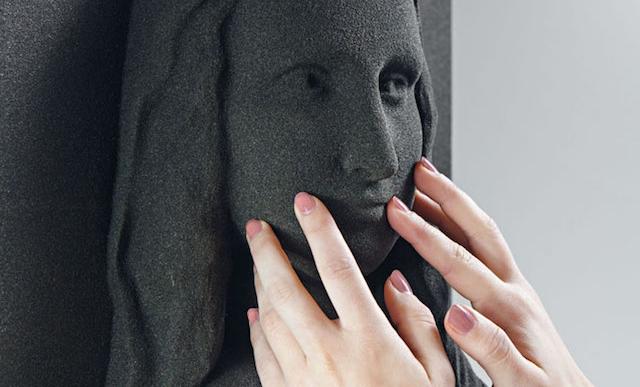 Favor de tocar: obras maestras impresas en 3D para ciegos