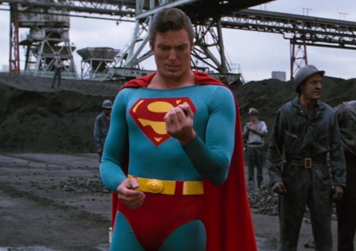 Así se vería Superman si fuera una película de terror