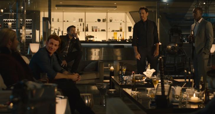Así se vería Avengers si hubiera sido una comedia romántica