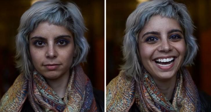 Mira las reacciones de estas personas cuando les dicen que son hermosas