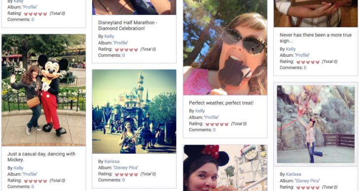 Ahora existe un sitio de citas exclusivo para los amantes de Disney