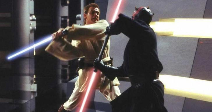 Mira a los fans emocionados cuando se estrenó el ep.1 de Star Wars