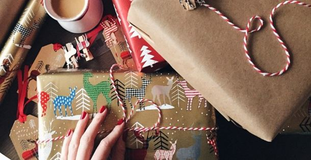 DIY: cómo envolver un regalo fácilmente