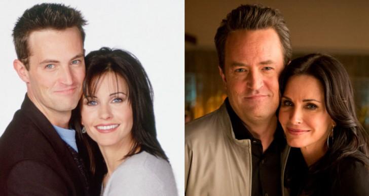 Monica y Chandler podrían estar saliendo en la vida real