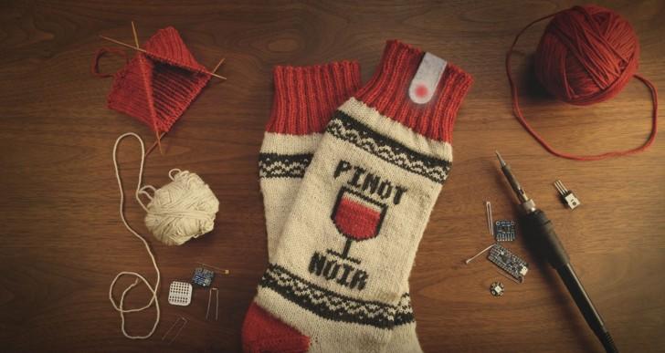 Estos calcetines de Netflix pausan tu programa si te quedas dormido
