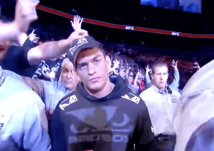 Los ladrones de gorras son una gran amenaza en la UFC